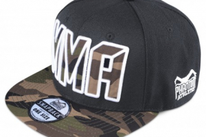 "PHANTOM ATHLETICS CAP ""MMA"" - SCHWARZ/CAMO"