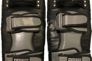 44er Schlagpratzen / Thai Pads High Performance Leder